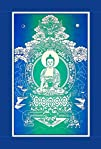 Shakyamuni Buddha Cloth Print with Fa…