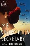 Susan Elia MacNeal Mr Churchill's Secretary (Maggie Hope)