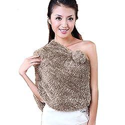 FUNOC Fashion Women Magic Scarf Multiple Style Soft Shawl Neck Warmer Wrap Cardigan
