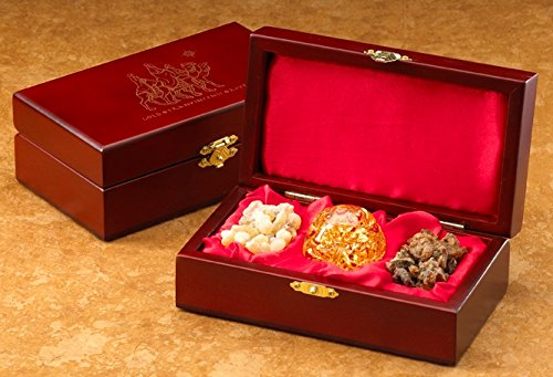 Three Kings Gifts Gold Frankincense and Myrrh Standard ...