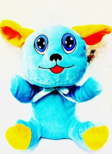Happy the Blue Dog By Plush Appeal - 1