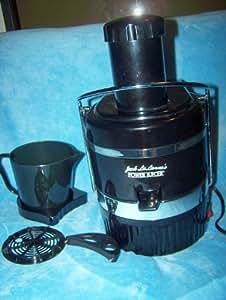 jack lalanne power juicer manual download