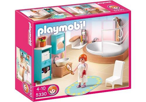PLAYMOBIL Grand Bathroom
