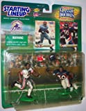Starting Lineup Terrell Davis Classic Doubles 2-pack Georgia Bulldogs / Denver Broncos at Amazon.com