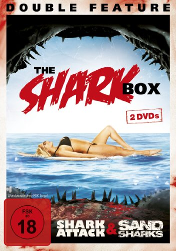 The Shark Box [2 DVDs]