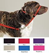 Premier Dog Quick Release GENTLE LEADER HEAD COLLAR Small Raspberry
