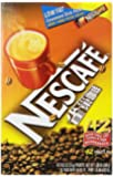 Nescafe 1+2 Instant Coffee with Creamer and Sugar, (42 Packets), 0.52 Ounce Box