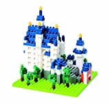 Nanoblock Castle Neuschwanstein (550 pcs)