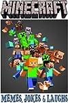 Minecraft: Mega Book Of Memes, Jokes...