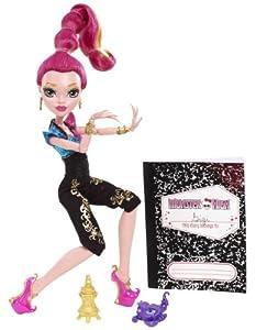 Mattel BBK00 - Monster High 13 Wünsche Gigi Grant, Puppe