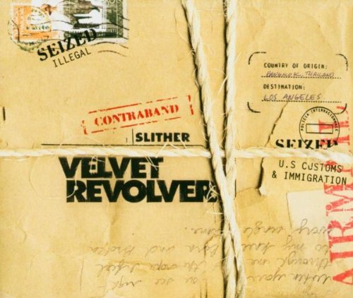 Slither by Velvet Revolver (2004-08-17)