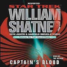 Captain's Blood: Star Trek (       ABRIDGED) by William Shatner Narrated by William Shatner