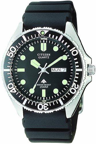 Citizen Quartz Gents' 200 Metre Diver Watch