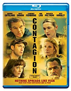 Contagion [Blu-ray] (Bilingual)