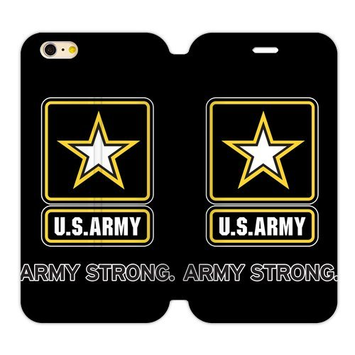 """Jdsitem U.S. Army Strong Star Design Case Cover Sleeve Protector For Phone Iphone 6 Plus 5.5"""""""
