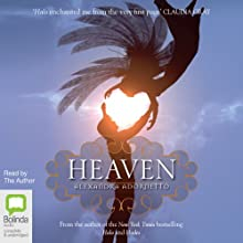 Heaven (       UNABRIDGED) by Alexandra Adornetto Narrated by Alexandra Adornetto