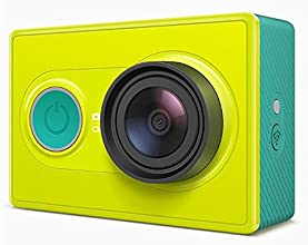 Xiaomi Yi Action - Videocámara deportiva Full HD 1080p, amarillo