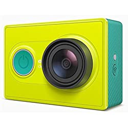 Xiaomi Yi Sport Cam Action Camera Ambarella A7LS WiFi Bluetooth 4.0 16.0MP 1080P Action Sport DV (Yellow)