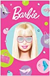 Barbie All Dolled Up Party Game 37-12 x 24-12 Inches