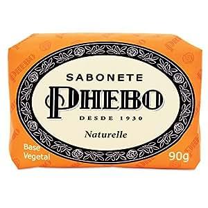 Amazon.com : Linha Tradicional Phebo - Sabonete em Barra