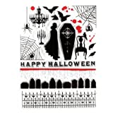 51Jk2Y0d9tL. SL160  Martha Stewart Crafts Clear Stamp Set Vampire By The Package