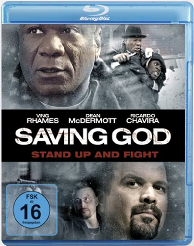 Saving God - Stand up and fight [Blu-ray]
