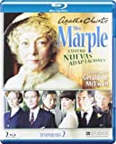 Agatha Christie's Miss Marple Adaptations - Season 2 (4 Films) - 2-Disc Set ( Marple: Sleeping Murder / Marple: By the Pricking of My Thumbs / Marple: The Moving Finger / Marple: The Sittaford Mystery ) ( Agatha Christie's Miss Marple (Blu-Ray)