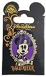 Disney Pin - Happy Halloween Minnie Mouse Cameo