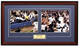 "New York Yankees Derek Jeter ""The Dive"" A Framed 2 8x10 Photo Collage. July 1, 2004 vs The Boston Red Sox. at Amazon.com"