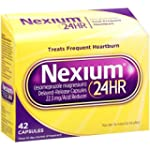 Nexium 24-Hour Delayed Release Heartb...