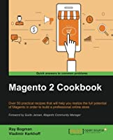 Magento 2 Cookbook Front Cover