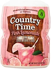 Country Time Pink Lemonade 19 Ounce