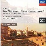 Haydn: London Symphonies V.1 Nos. 93, 94, 97, 100, 103, 104