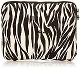 Kipling Unisex-Adult Digi Touch Sleeve WL Laptop Bag K12769B18 Black Zebra WL