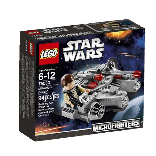 Lego-Star-Wars-Microfighters-Series-1-Milennium-Falcon-75030-Discontinued-by-manufacturer