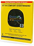 Ergo21 Liquicell Original Seat Cushion - Better Than Gel, Foam, and Air! Liquid-Filled Membranes. Blood Flow Improved by 150%.