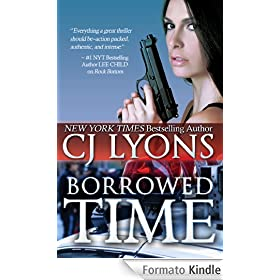 Borrowed Time (A Romantic Thriller)