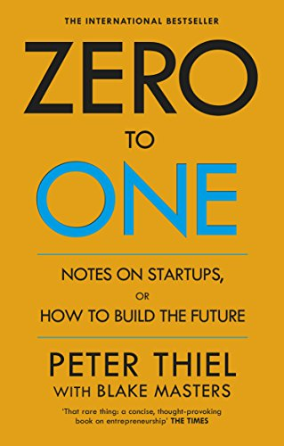 Zero to One: Notes on Start Ups, or How to Build the Future - Malaysia Online Bookstore