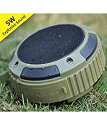 Mobitron - Bluetooth Speaker Dynabass I010160-Green