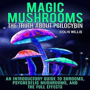 Magic Mushrooms Audiobook