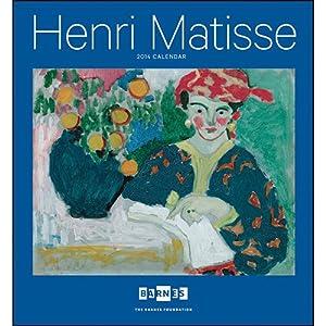 Henri Matisse - 2014 Calendar