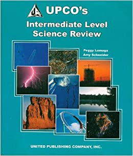 Upco intermediate level science review answer key