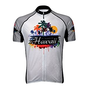Buy Canari Hawaii Rainbow Jersey by Canari
