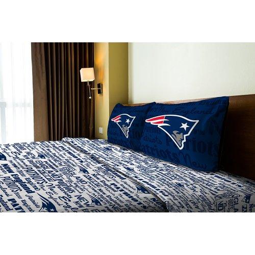 New England Patriots NFL Bedding