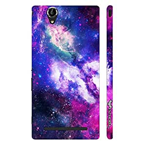 Sony Xperia T2 Unbelievable Sky designer mobile hard shell case by Enthopia