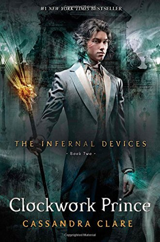 Image of Clockwork Prince (The Infernal Devices)