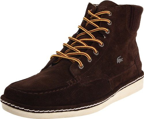 Lacoste Men's Valbois Lace-Up Boot