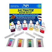 Amazon.com: API SALTWATER MASTER TEST KIT: Pet Supplies