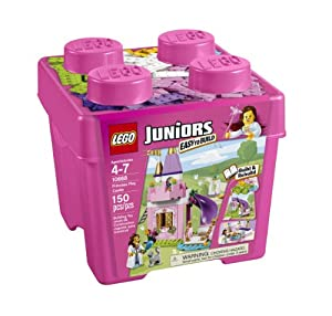 LEGO Juniors 10668 The Princess Play Castle from LEGO Juniors