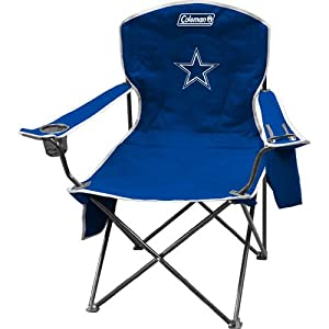 NFL Cowboys Cooler Quad Chair